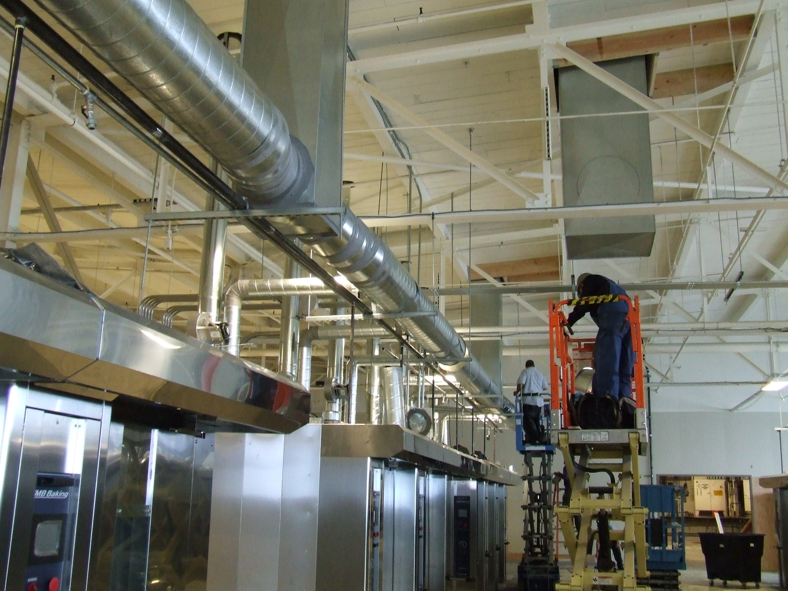 commercial heating and cooling | waltermork